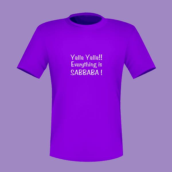 Yalla Yalla